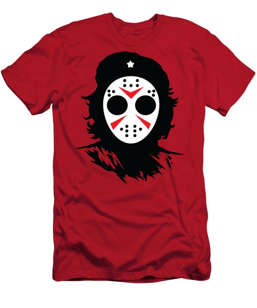 Che's Halloween Men's T-Shirt (Athletic Fit)