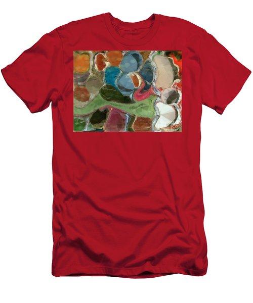 Blue Monks Men's T-Shirt (Athletic Fit)
