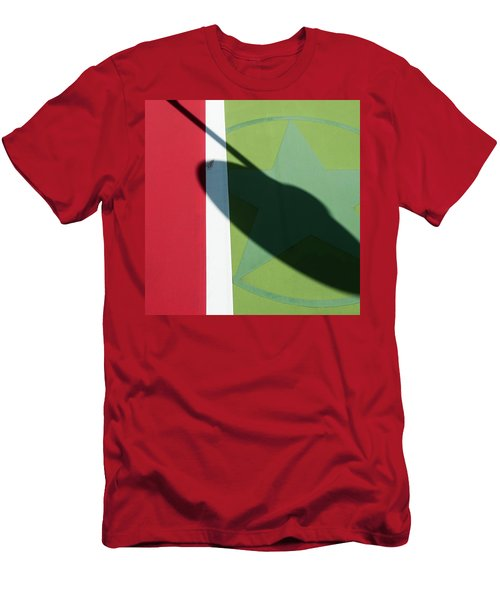 Men's T-Shirt (Athletic Fit) featuring the photograph Chili Spot by Eric Lake