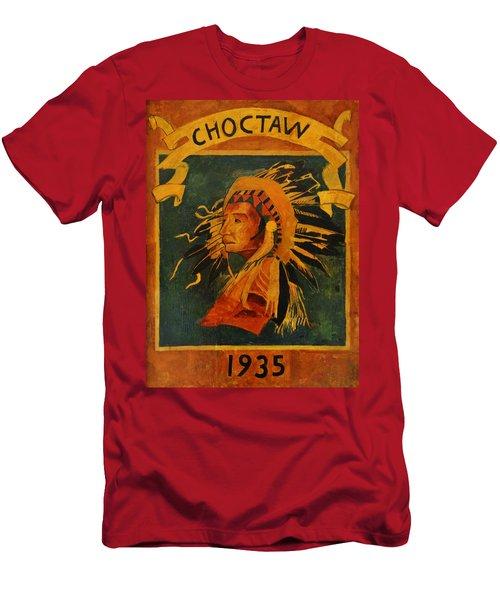 Choctaw 1935 Men's T-Shirt (Athletic Fit)