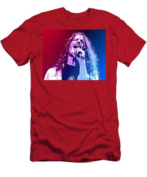 Chris Cornell 326 Men's T-Shirt (Athletic Fit)