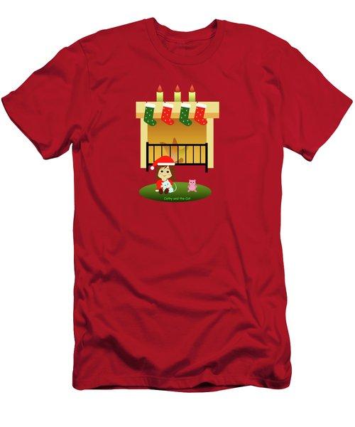 Christmas #4 Men's T-Shirt (Athletic Fit)