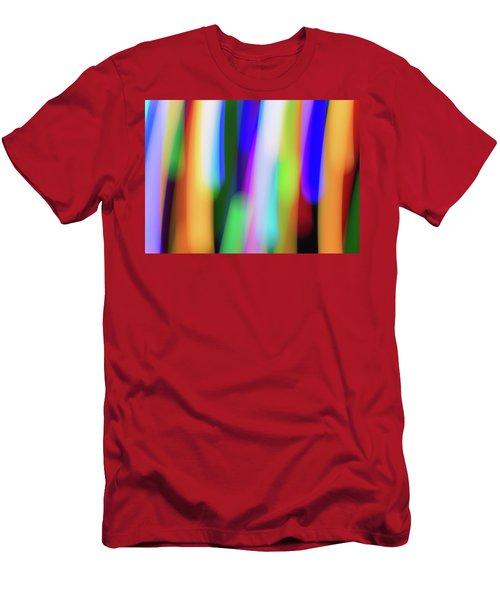 Chromatism Men's T-Shirt (Athletic Fit)