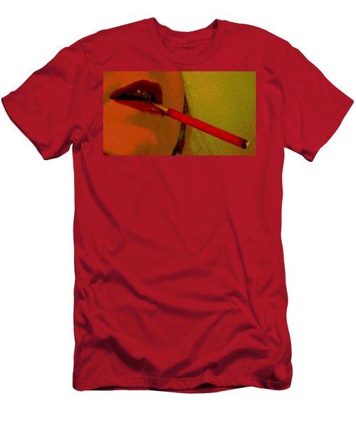 Cigarette Break Men's T-Shirt (Athletic Fit)