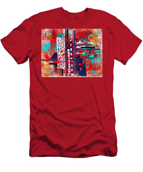 Cinema  Men's T-Shirt (Athletic Fit)