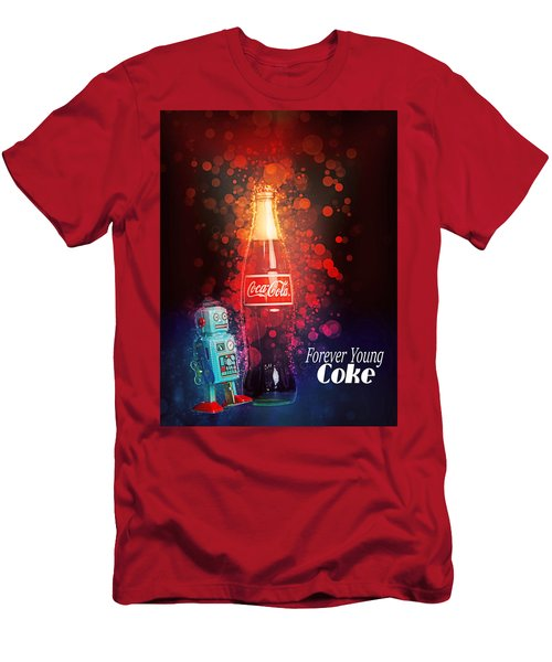 Coca-cola Forever Young 15 Men's T-Shirt (Athletic Fit)