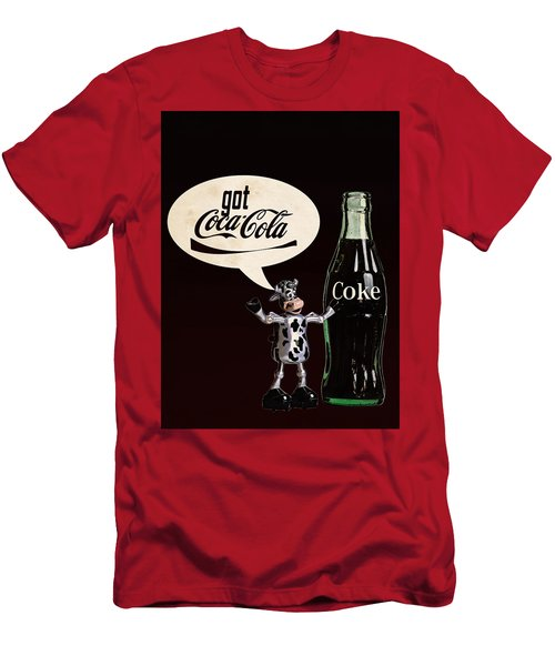 Coca-cola Forever Young 18 Men's T-Shirt (Athletic Fit)