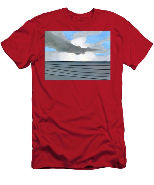 Cocoa Beach Sunrise 2016 Men's T-Shirt (Athletic Fit)