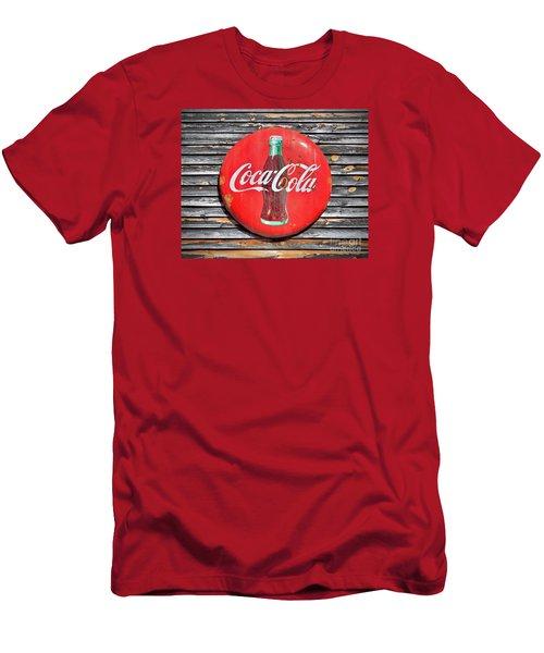 Coke Men's T-Shirt (Slim Fit) by Marion Johnson