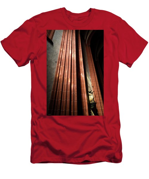 Cologne Cathedral Men's T-Shirt (Athletic Fit)