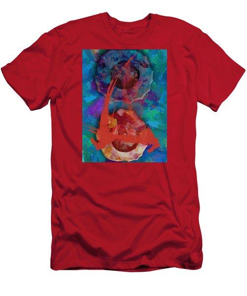 Color Confettu Men's T-Shirt (Athletic Fit)