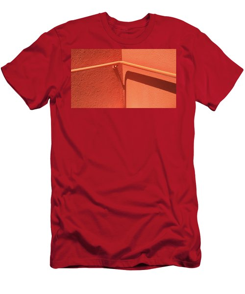 Colors And Shadows Cornered Men's T-Shirt (Athletic Fit)