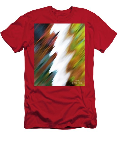 Colors Of Water Men's T-Shirt (Athletic Fit)