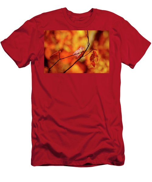 Men's T-Shirt (Slim Fit) featuring the photograph Colors by Robert Geary