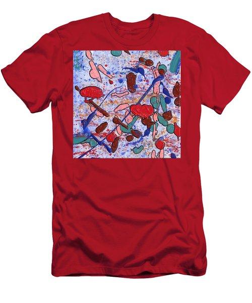 Conversation With Grace Men's T-Shirt (Athletic Fit)