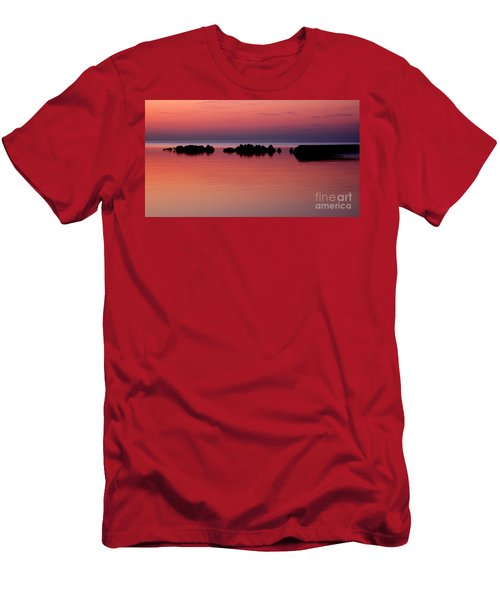 Cracking Dawn Men's T-Shirt (Athletic Fit)