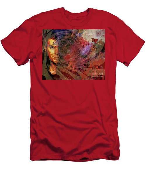 Crimson Requiem Men's T-Shirt (Athletic Fit)