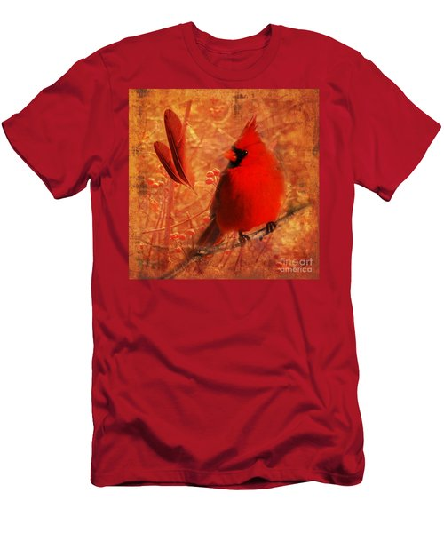 Crimson Splash 2015 Men's T-Shirt (Athletic Fit)