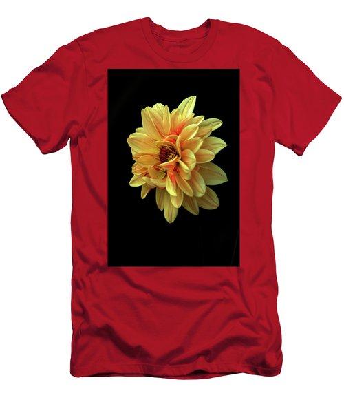 Dahlia Men's T-Shirt (Athletic Fit)