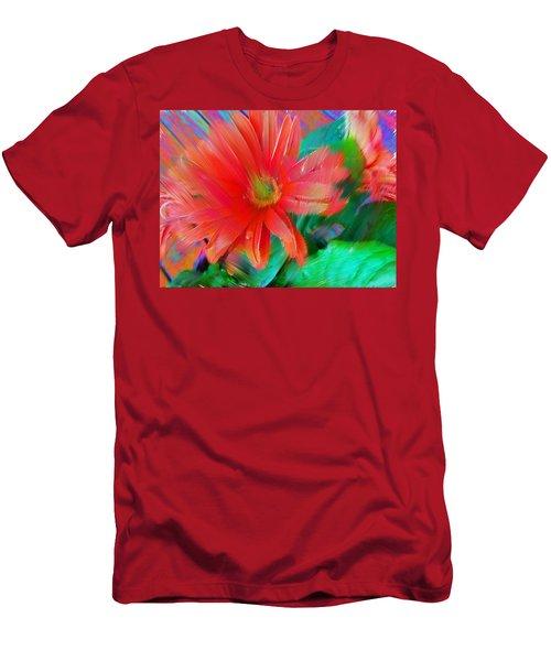Daisy Fun Men's T-Shirt (Athletic Fit)