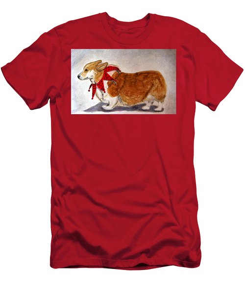 Dashing Through The Snow Surely You Jest Men's T-Shirt (Athletic Fit)