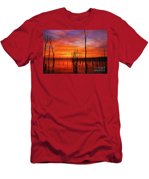 Dawns Approach Men's T-Shirt (Athletic Fit)