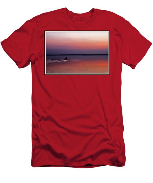 Dawn's Early Light Men's T-Shirt (Athletic Fit)
