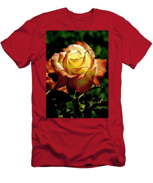 Deadly Beauty Men's T-Shirt (Athletic Fit)