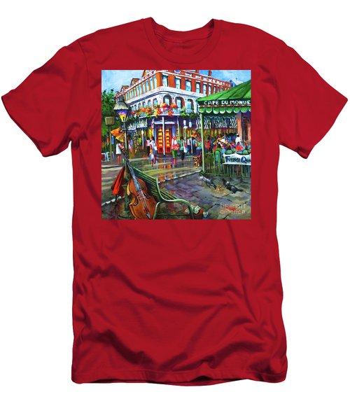 Decatur Street Men's T-Shirt (Athletic Fit)