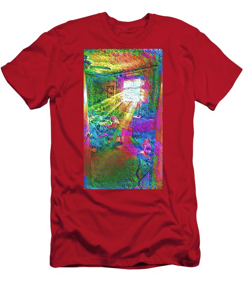 Deep Dream Men's T-Shirt (Athletic Fit)