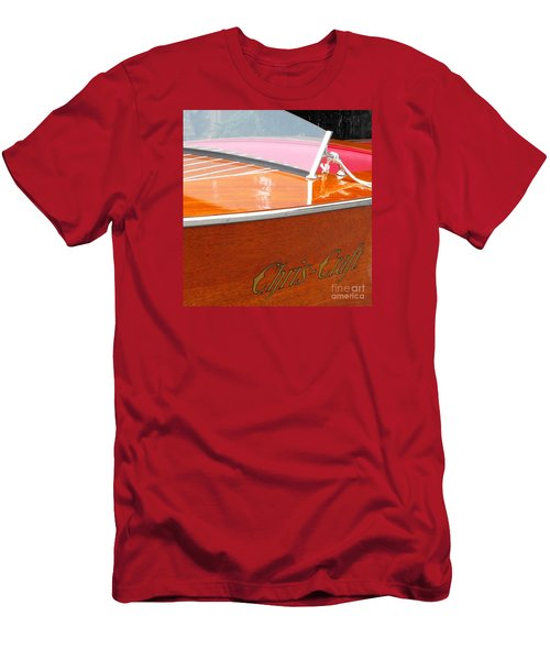 Chris Craft Deluxe Men's T-Shirt (Athletic Fit)