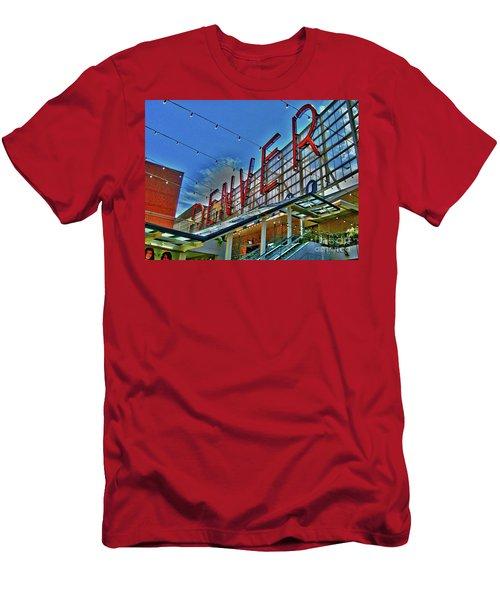 Denver Men's T-Shirt (Athletic Fit)