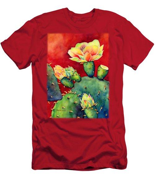 Desert Bloom Men's T-Shirt (Athletic Fit)