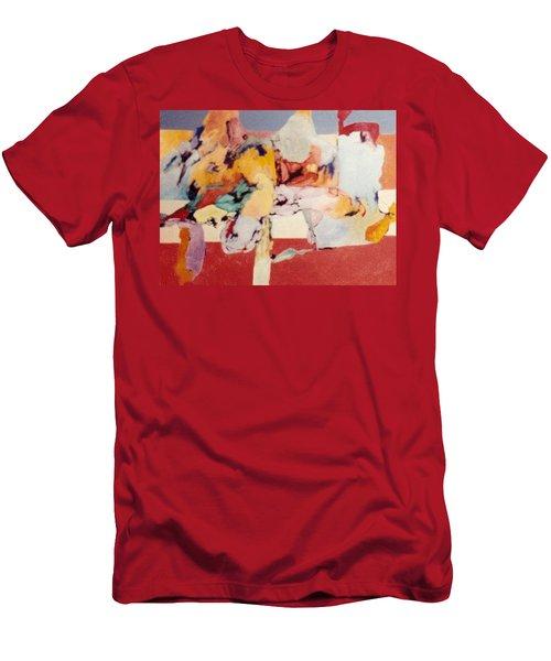 Desert Caravan Men's T-Shirt (Slim Fit) by Bernard Goodman