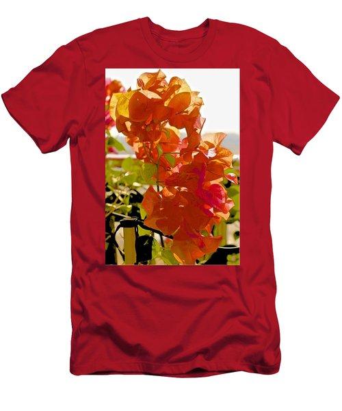 Desert Orange Men's T-Shirt (Athletic Fit)