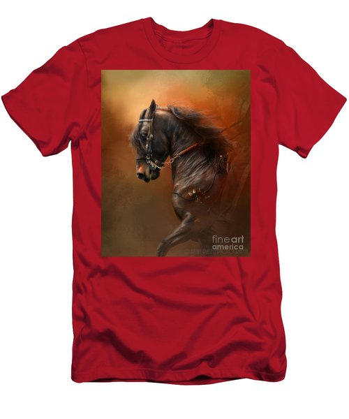 Desparate' Men's T-Shirt (Slim Fit) by Kathy Russell