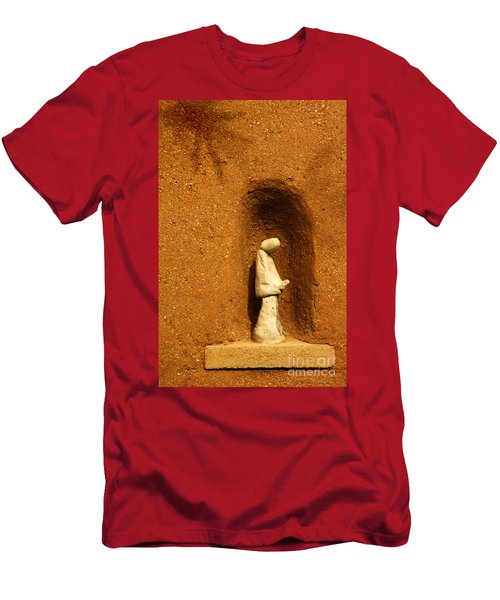 Detail Mission Of The Sun Men's T-Shirt (Athletic Fit)