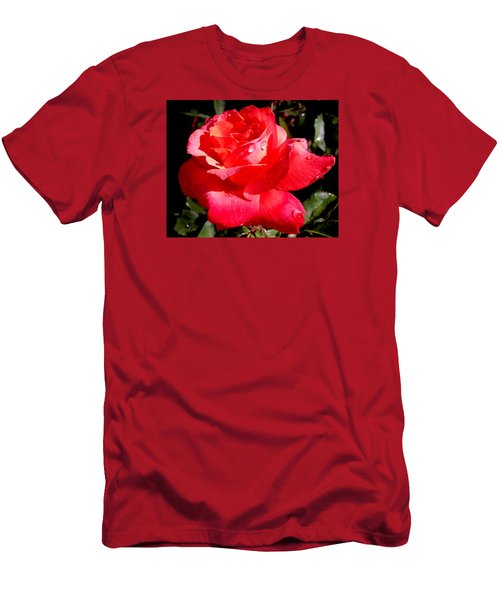 Dewly Noted Men's T-Shirt (Slim Fit) by Russell Keating
