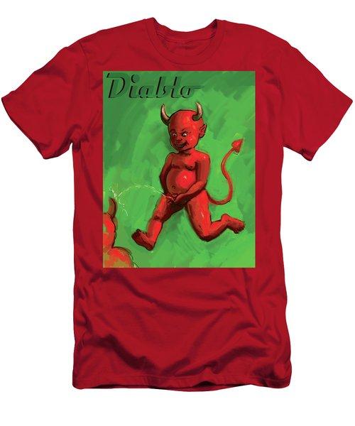 Diablo Men's T-Shirt (Athletic Fit)