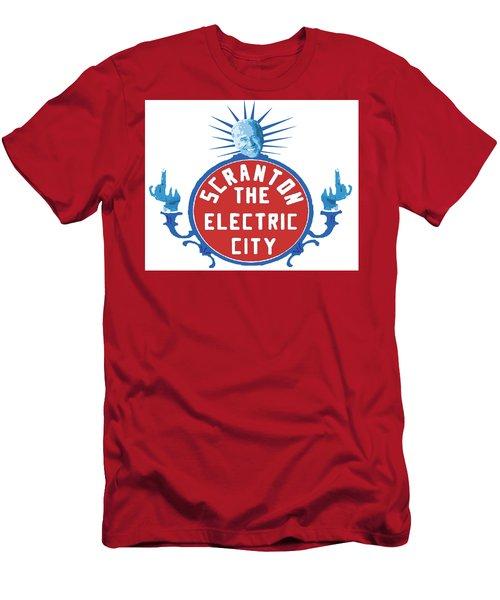 Diamond Joe Men's T-Shirt (Slim Fit) by Michael Coolbaugh