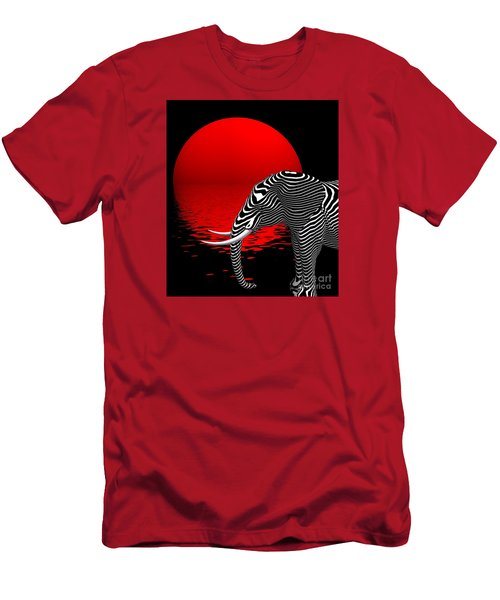 Digiphant Men's T-Shirt (Athletic Fit)