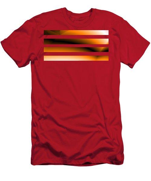 Digital Line Art Men's T-Shirt (Athletic Fit)