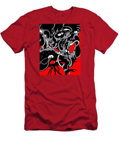 Diversion Men's T-Shirt (Athletic Fit)