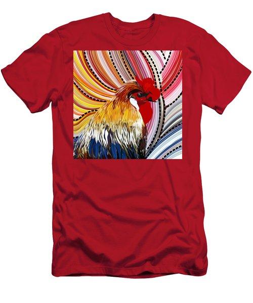 Doodle Doo Men's T-Shirt (Athletic Fit)
