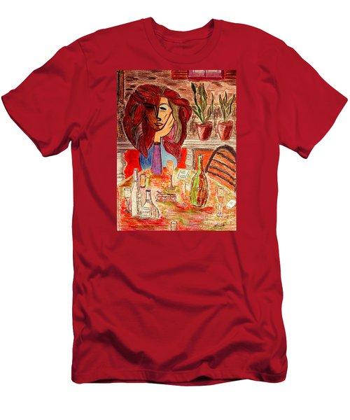 Dorothys Birthday Party Men's T-Shirt (Athletic Fit)