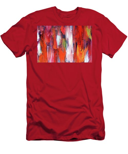 Downpour Of Joy Men's T-Shirt (Athletic Fit)