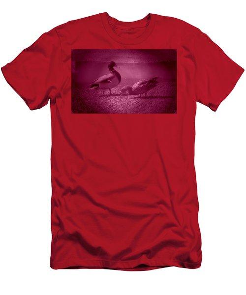 Ducks #1 Men's T-Shirt (Athletic Fit)