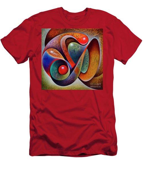 Dynamic Mantis Men's T-Shirt (Athletic Fit)