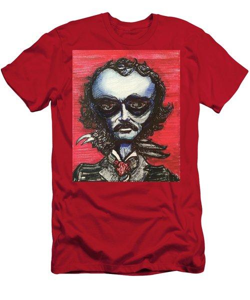 Edgar Alien Poe Men's T-Shirt (Athletic Fit)
