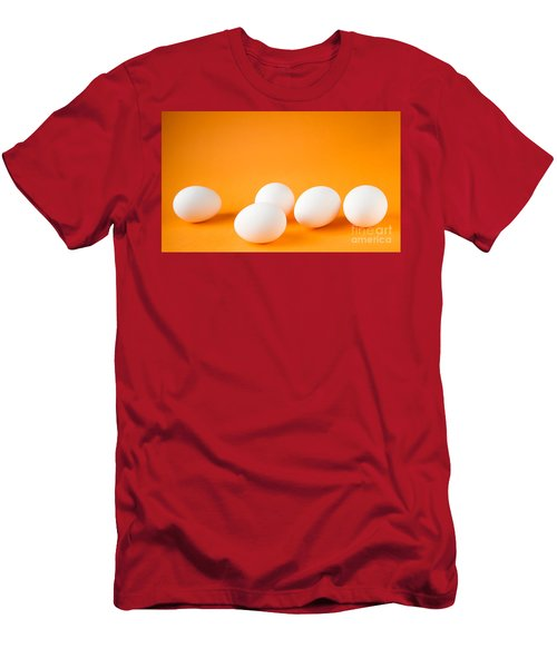 Eggs Men's T-Shirt (Athletic Fit)